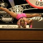 Stacy Kvernmo Ms Fitness USA 2006 routine 7