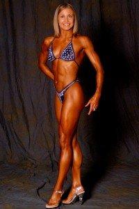 Amy Lee Martin NPC Indianapolis Figure
